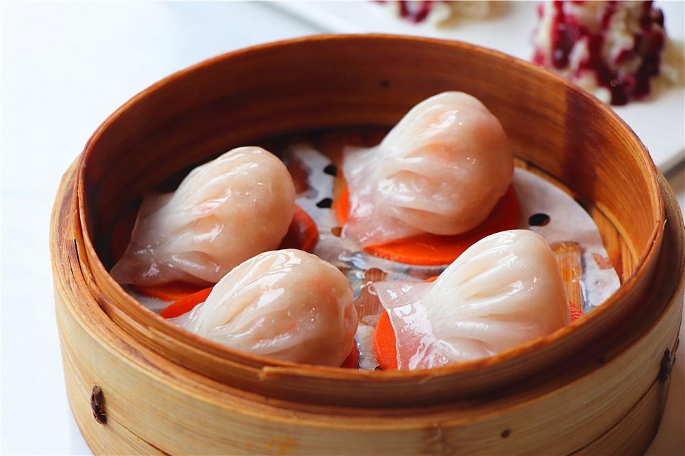 一品水晶虾饺